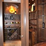Custom Room Remodel into Wine Storage HKC 2011 v4