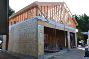 Second Story Addition over Garage