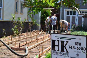 Driveway Contractor San Diego HK Construction