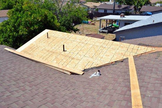 Roof Repair HK Construction Poway CA
