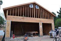 Garage loft construction: Build a room over garage
