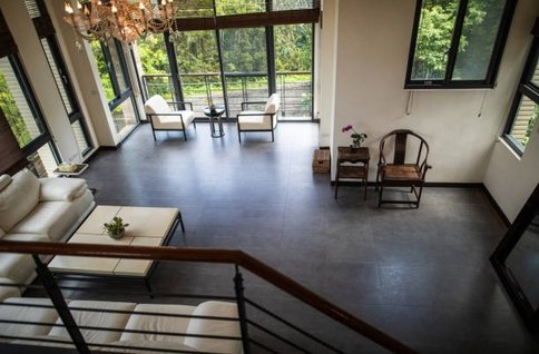 Loft Conversion Living Space San Diego HK Construction