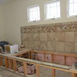 bathtub framing for jacuzzi tub