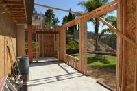 concrete floor room addition san diego