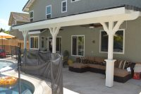custom patio roof