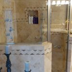 Custom Shower Master Bathroom Remodel