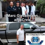 Marc and Crew - HK Construction San Diego