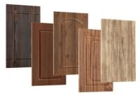 Hardwood cabinets doors samples kitchen remodel