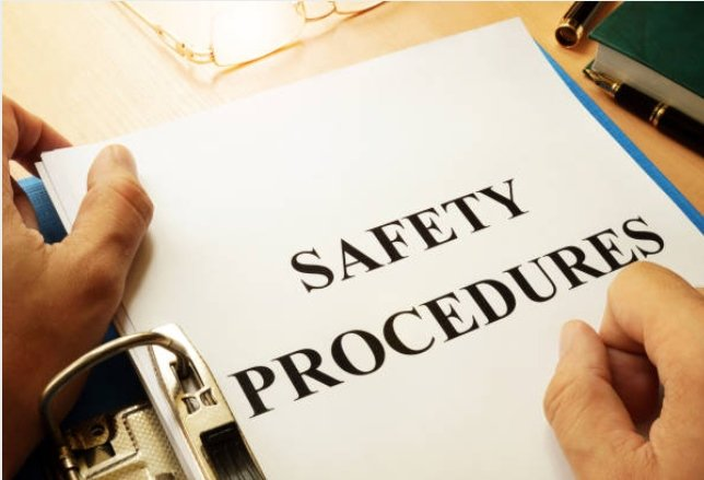 Covid-19 OSHA Safety Procedures